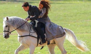 Έχω και… άλογο πάμε μια βόλτα!