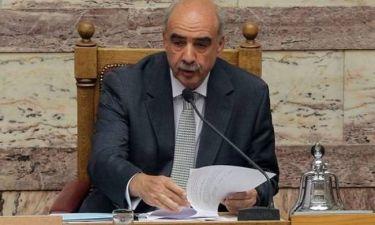 Έκλεισε τα καλοριφέρ της Βουλής ο Μεϊμαράκης!