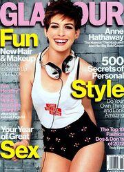 Anne Hathaway: Μία διαφορετική φωτογράφηση