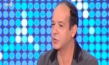 Φωκάς Ευαγγελινός: «Υπήρχε περίπτωση να μην ήμουν στο Dancing»