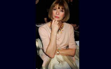 Anna Wintour: Από διευθύντρια της Vogue…πρέσβειρα των ΗΠΑ