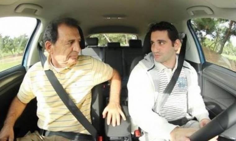Ο Οδυσσέας Παπασπηλιόπουλος στο «Traction»!