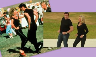 John Travolta – Olivia Newton John: Ο Danny και η Sandy επέστρεψαν λόγω Χριστουγέννων!