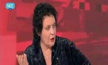 Αποκάλεσε την Λιάνα Κανέλλη «μ@λ@κ@» on air! Πώς αντέδρασε η ίδια!