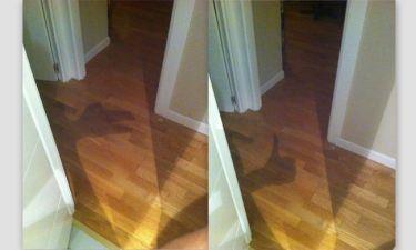 Ποιος ποδοσφαιριστής «παίζει» με τις σκιές στο σπίτι