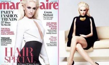Gwen Stefani: Δεν δίνω πια τόσο μεγάλη σημασία στη γυμναστική