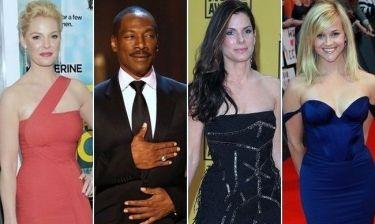Οι 10 σταρ του Χόλιγουντ που δεν 'έβγαλαν τα λεφτά τους' το 2012!