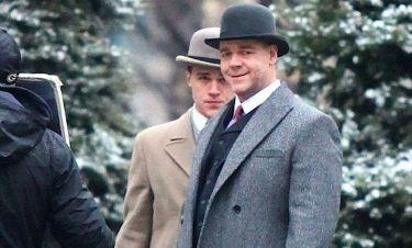 Russell Crowe: Απολαμβάνοντας τα γυρίσματα της νέας του ταινίας