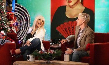 Christina Aguilera: Γιατί επέλεξε γυμνή φωτογραφία για το εξώφυλλο του άλμπουμ της
