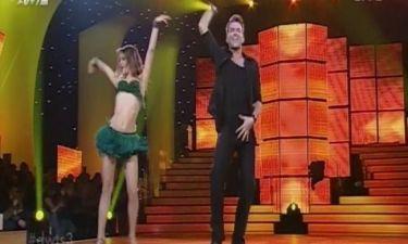 Σπύρος Σούλης: Χόρεψε mambo και ξεσήκωσε το κοινό