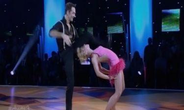 Τι ζήτησε από την κριτική επιτροπή του Dancing η παρτενέρ του Κρομμύδα