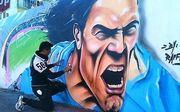 Γκράφιτι… λατρείας για τον Έντισον Καβάνι