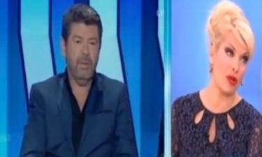 Ελένη Μενεγάκη: Έδωσε τα συγχαρητήριά της στον Γιάννη Λάτσιο