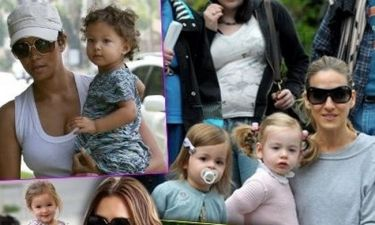 Tα πιο γλυκά και διάσημα παιδάκια του Hollywood (photos)