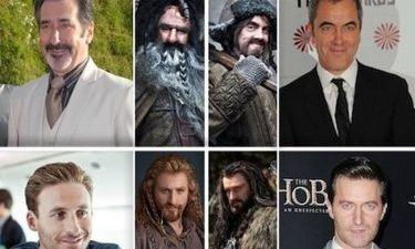 Πέσανε οι μάσκες: Έτσι είναι οι άντρες της υπερπαραγωγής The Hobbit χωρίς ίχνος μακιγιάζ