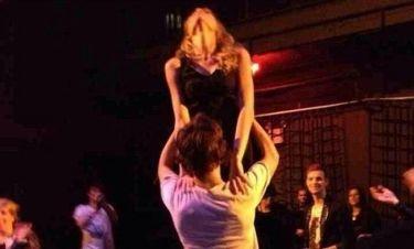 Ποιο ζευγαράκι χορεύει αλά Dirty Dancing;