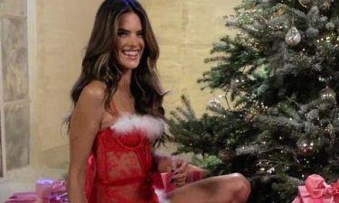 Σέξι… Χριστούγεννα με τους Αγγέλους της Victoria's Secret!