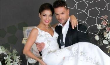 Κακούτη-Παντελακάκης: Παντρεύτηκαν για τις ανάγκες ενός ημερολογίου (photos)