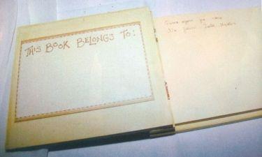 Το βιβλίο των ευχών του Άκη Ζήκου και της Καρολίνα Χίτζελ