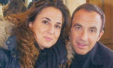 Ο Νίκος Αλιάγας και η αδερφή του μαζί σε εορταστικό γύρισμα!
