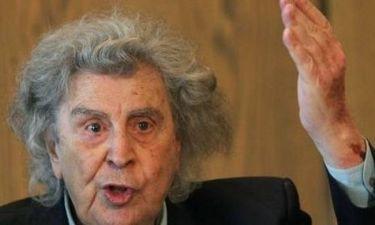 Μίκης Θεοδωράκης: Το αφιέρωμα γερμανικής εφημερίδας και το αυριανό του ταξίδι στη Βιέννη