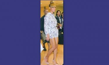Η Beyonce και ο … κεφτές!