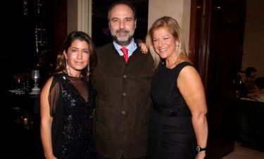 Ευγενία Χανδρή- Χάρης Οικονομόπουλος: Χριστουγεννιάτικο πάρτι για την ΕΛΕΠΑΠ