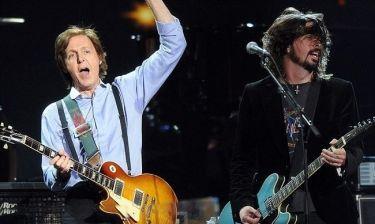 Όταν ο Paul McCartney τραγούδησε Nirvana