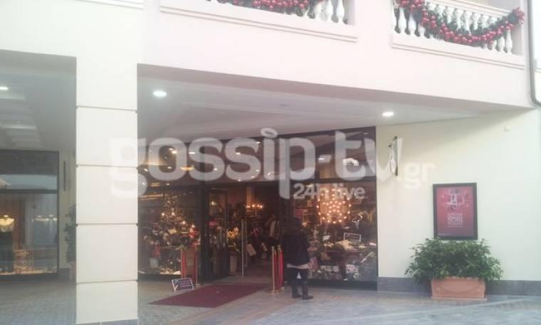 Λαμπίρη-Αδαμόπουλος: Αγχωμένοι και πιεσμένοι για το αποψινό opening του νέου τους καταστήματος