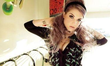 Kelly Osbourne: Φωτογράφηση στο Glamour
