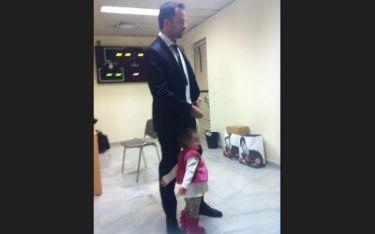 Γιώργος Λιανός: Daddy cool!