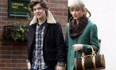 Taylor Swift: Χέρι – χέρι με τον Harry Styles
