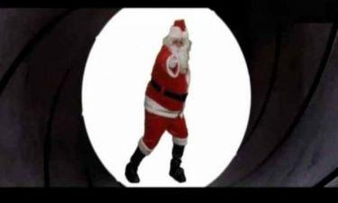 Santa… Bond