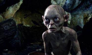 Διάσημοι ηθοποιοί του Χόλιγουντ έγιναν σαν το Gollum!