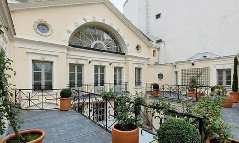Αυτό είναι το σπίτι στο Παρίσι που πουλάει ο Gerard Depardieu