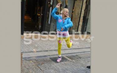 Λάουρα Νάργιες: Χόρευε στην Ερμού;