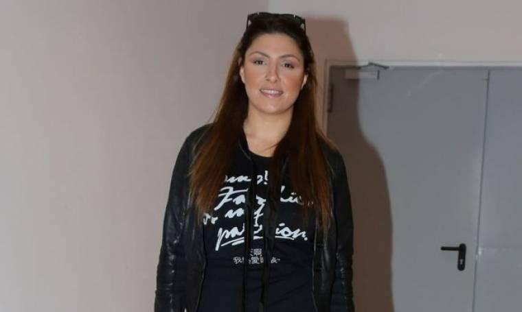 Έλενα Παπαρίζου: Έχει μπει σε… Χριστουγεννιάτικους ρυθμούς