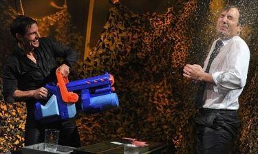 Tom Cruise: Παίζοντας μπουγέλο με τον Jimmy Fallon