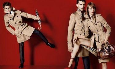 Ο Romeo Beckham στη νέα διαφημιστική καμπάνια του οίκου Burberry! (video)
