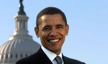 Μπαράκ Ομπάμα: «Πρόσωπο της Χρονιάς» για το περιοδικό «Time»