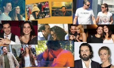 Οι μεγάλοι έρωτες του 2012!