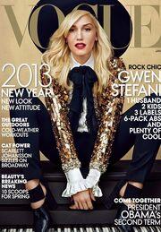 Gwen Stefani: Στο Vogue με τους No Doubt