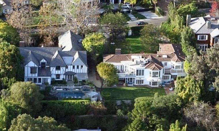 Kate Hudson – Matthew Bellamy: Αγόρασαν και τη διπλανή έπαυλη στο σπίτι τους
