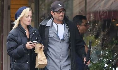 Jennie Garth: Έχουμε τρομερή χημεία με τον Luke Perry