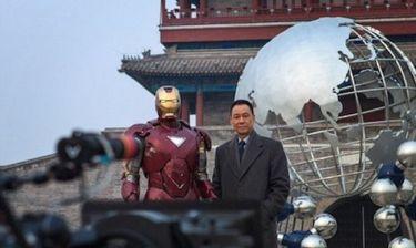 Στην Κίνα το Iron Man 3