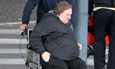 Gerard Depardieu: Ανησυχία για την κατάσταση της υγείας του
