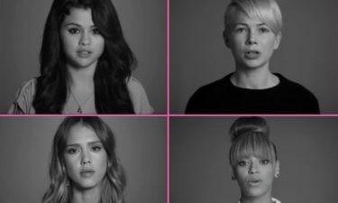 Διάσημοι σταρ του Χόλιγουντ μιλούν για περιορισμούς στην οπλοκατοχή