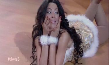 Κέλλυ Κελεκίδου: Σέξι χορός με τον «Άγιο Βασίλη»