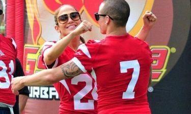 Jennifer Lopez: Η μεγαλύτερη έμπνευση του Casper Smart