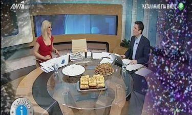 Γιώργος Παπαδάκης: Γιατί απουσίαζε σήμερα από την εκπομπή «Πρωινό ΑΝΤ1»;
